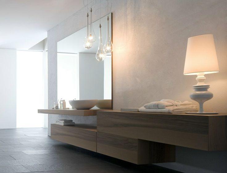 Mobile lavabo componibile da appoggio Collezione Takai by Arlex