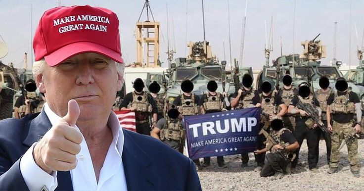 Active Duty & Military Vets Launch National Movement to Support Trump: Real Americans fight back against the media & deep state's effort to sabotage MAGA agenda