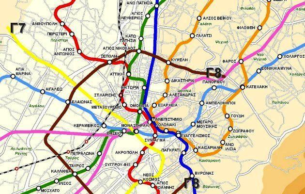 Ξεκινά η γραμμή 4 του Μετρό: Δεν θα πιστεύετε από ποια δημοφιλή μέρη θα περνά