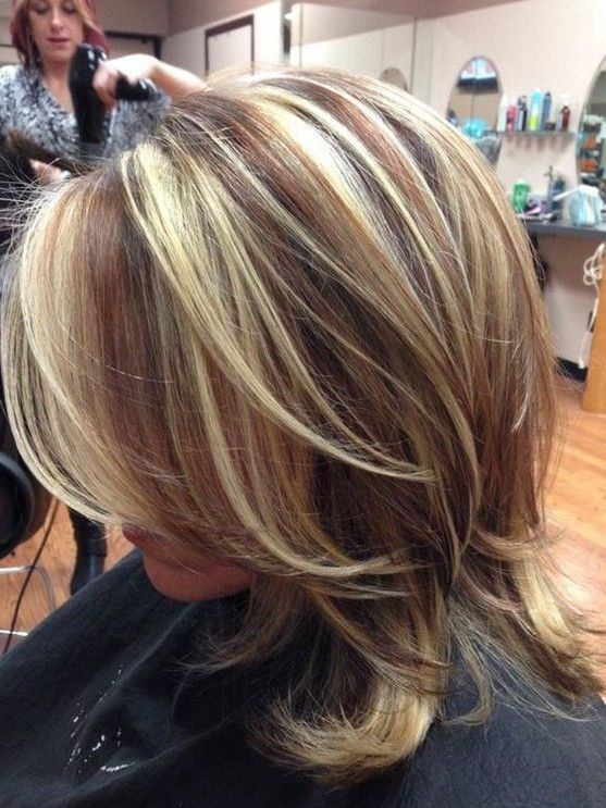52 Fashion Summer Inspirational Layered Hairstyles Ideas For Medium Lenth Hair 2019 – Page 22 of 52