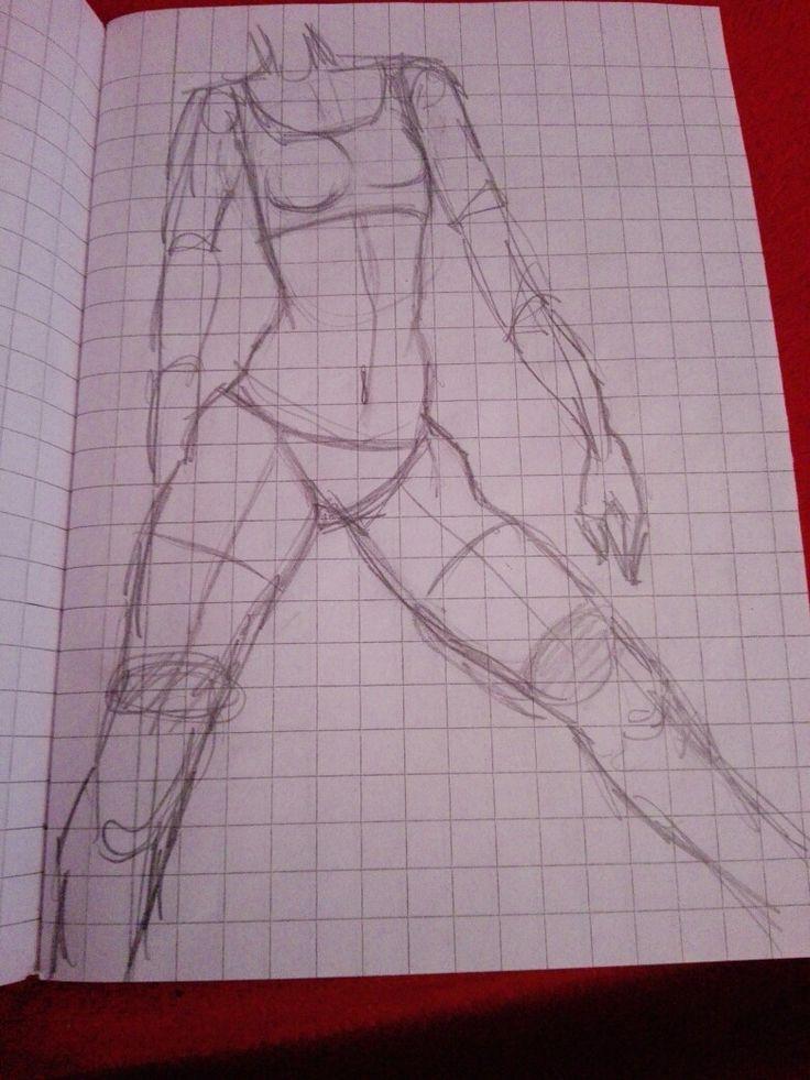 Drawing body :)