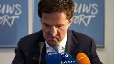 Tom Staal trekt rioolput Rutte  EU open: Straatsburg