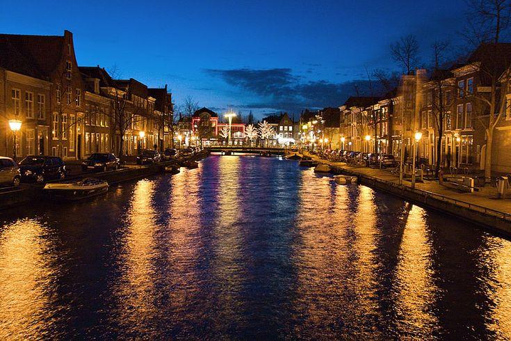 Leiden Evening - Leiden, Zuid Holland