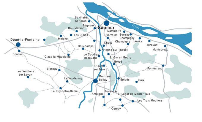 vins de saumur #loire #france Wine Maps Pinterest Wine - chambre d agriculture du loir et cher