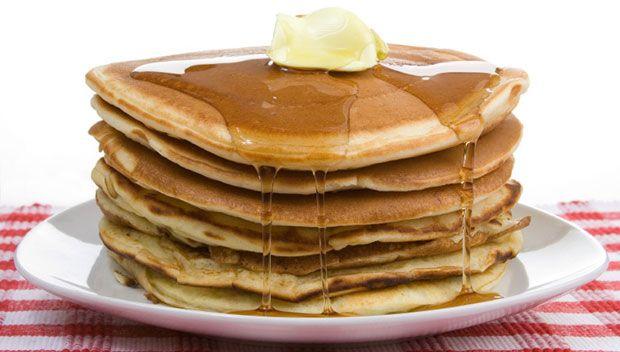 Panqueca americana é fácil de se fazer, fica uma delicia, tem a massa leve e todos vão adorar INGREDIENTES 1 e 1/4 xícara (chá) de farinha de trigo 1 colher (sopa) de açúcar 3 colheres (chá) de fermento em pó 2 ovos levemente batidos 1 xícara (chá) de leite 2 colheres (sopa) de manteiga derretida …