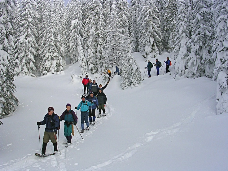 Hike @Sovereign State Lake Nordic Centre - Vernon Outdoor Club.
