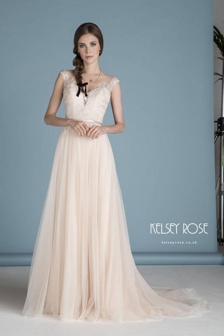Mejores 88 imágenes de Vestidos de novia en Pinterest | Vestidos de ...
