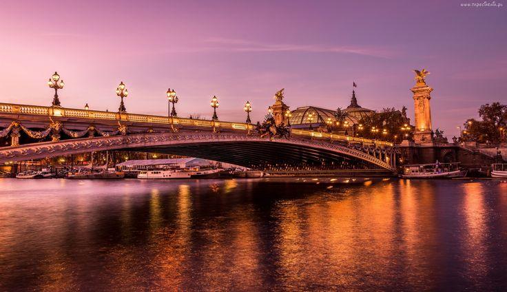 Francja, Paryż, Most