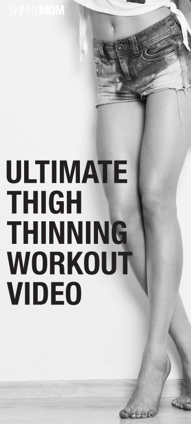 Start working now for sexy summer thighs.