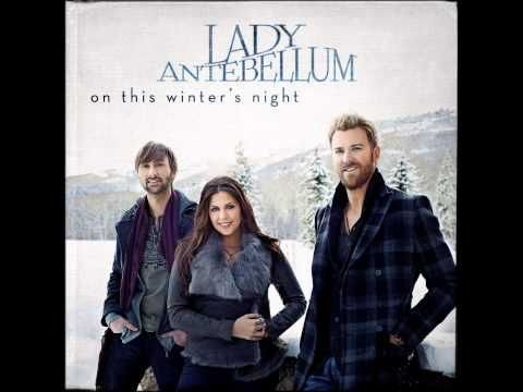 ▶ Have Yourself A Merry Little Christmas by Lady Antebellum (Album Cover) (HD) - YouTube
