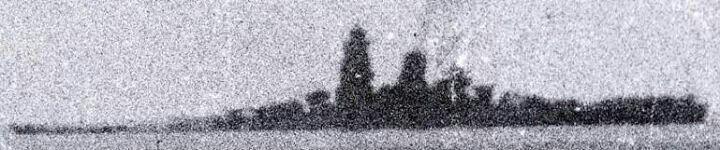 Musashi sinking 1944, Leyte