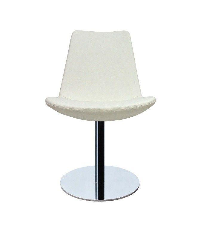 AllModernOutlet.com - Soho Concept Eiffel Round Swivel Dining Chair, $393.80 (http://www.allmodernoutlet.com/soho-concept-eiffel-round-swivel-dining-chair/)