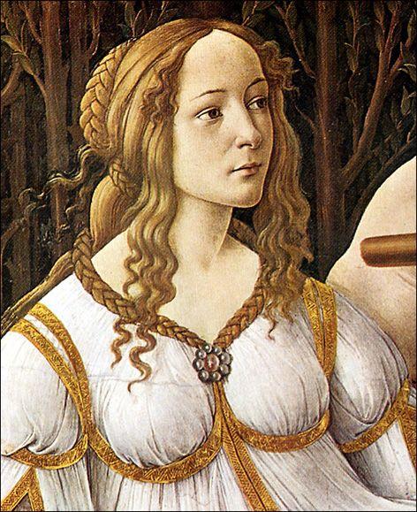 """Botticelli's """"Venus and Mars"""""""