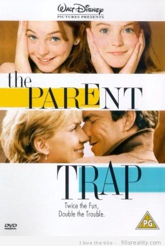 90s movies | 90s Movie, The Parent Trap | 90s Reality | Nineties Movies, Nineties ...