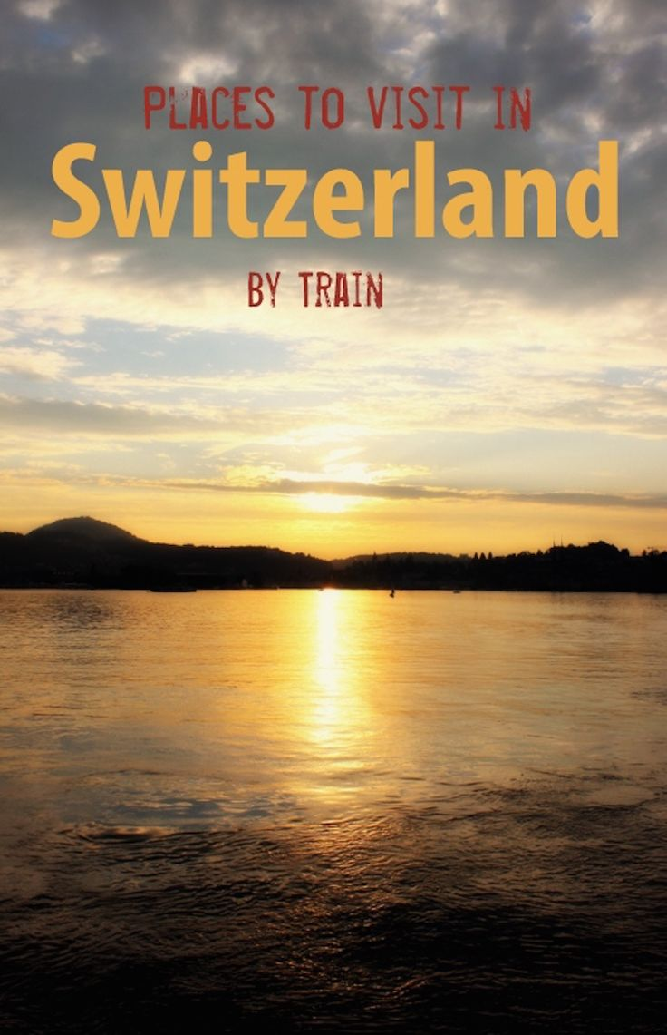 Our favourite way to travel in Switzerland is by train. Read about some of the wonderful places you can visit in Switzerland by train. http://globalhelpswap.com/places-visit-switzerland-train/