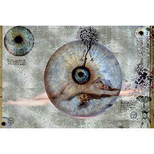 Giusy Calia: Stampa fine art su Breathing Color Pura Velvet 310 gsm,  45×30 cm. Tiratura 1 di 1
