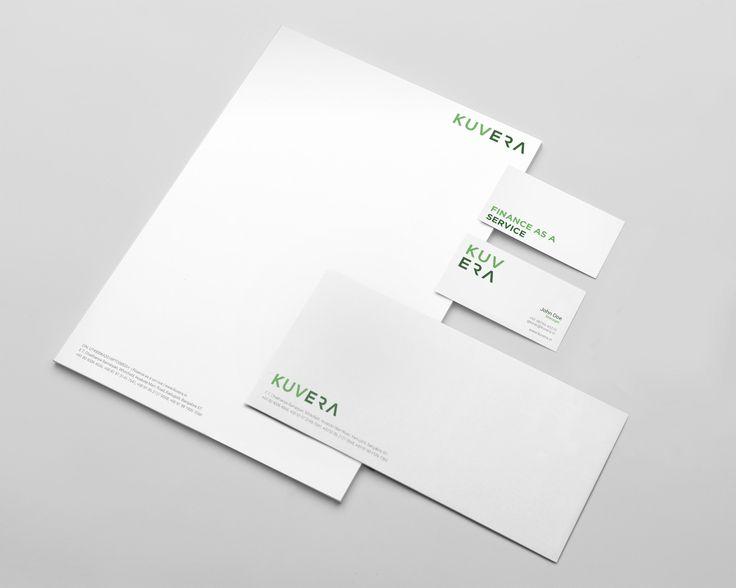 Branding For Kuvera! #Kuvera #Bangalore #Financial #Consulting #Stationary #Letterhead #Envelope #VisitingCards #Branding #Identitydesign #Graphic #Design #LoveWhatWedo #Beyondesign