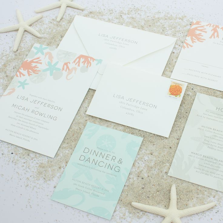 we would like to invite you celebrate our wedding in december0th%0A Refreshing  modern invitations for destination weddings