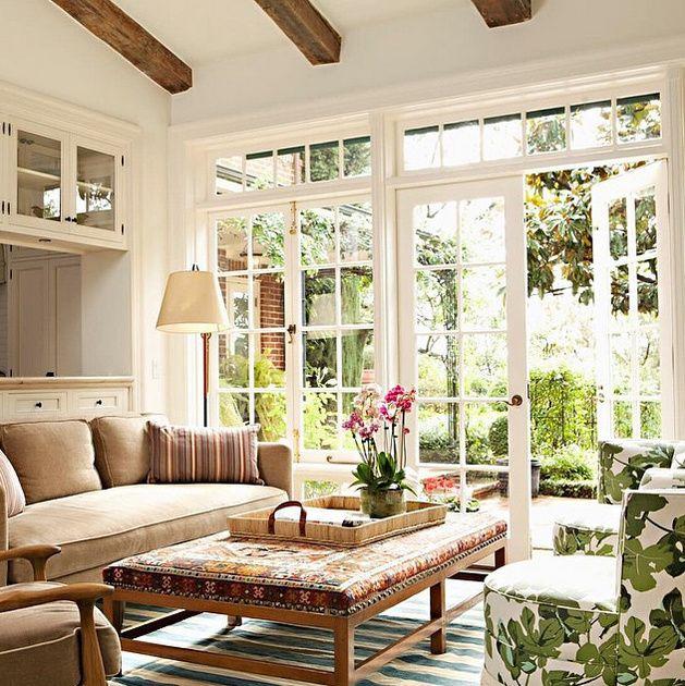 From Peter Dunham Textiless Instagram June 2015 Contemporary InteriorLiving Room DecorLiving