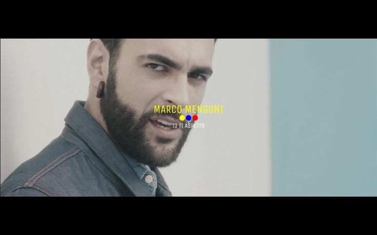 """IO TI ASPETTO"" Music Video for Marco Mengoni by Luca Finotti"