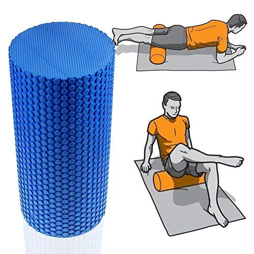 Gym Exercise Fitness Floating Point EVA Yoga Foam Roller Physio Trigger Massage ** Details can be found by clicking on the image.(This is an Amazon affiliate link and I receive a commission for the sales)