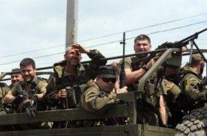 20 камазов с боевиками хотят прорваться через украинскую границу - ELISE.COM.UA