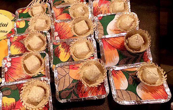 Festa Junina Infantil lembrancinhas marmitinha