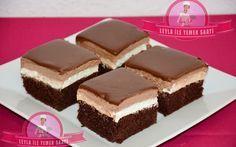 Nutella Schnitten - Çikolata Dilimleri - Leyla ile Yemek Saati