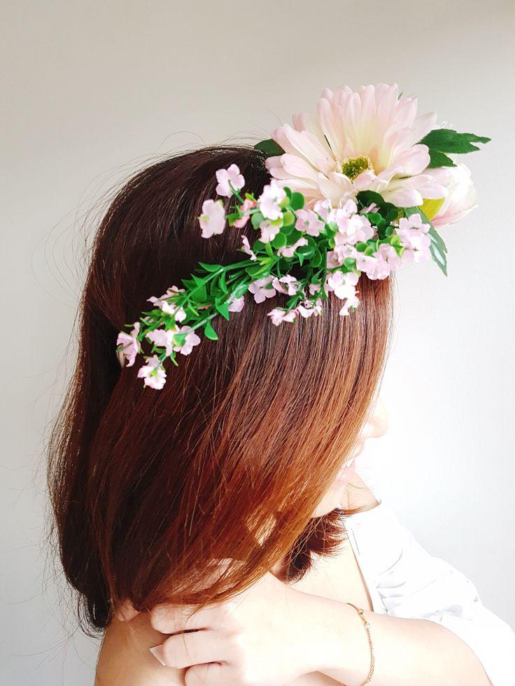 Spring tiara