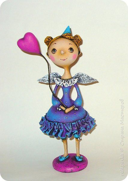 Куклы Папье-маше Бумага фото 1