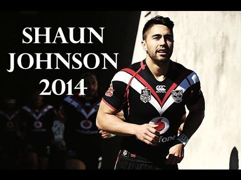 Shaun Johnson 2014 - Next is Now