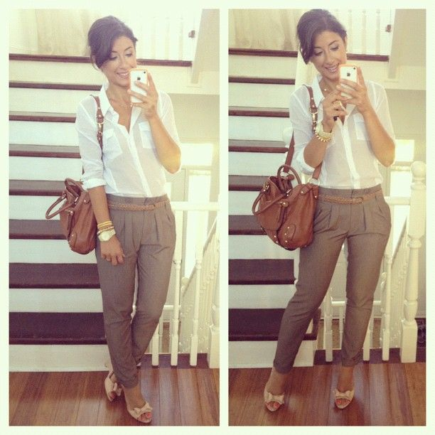 Image result for instagram work outfits