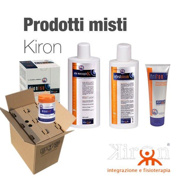 Vendita online | Confezioni prodotti Kiron - Cura della Persona - Prodotti Italiani