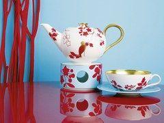 Juego de té de porcelana MY CHINA! Emperor's Garden - SIEGER