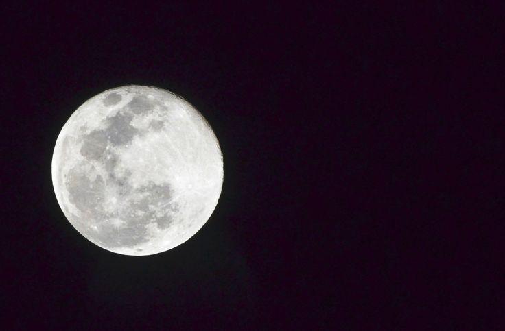A moon lit night taken by Joaquin Escudero at Inkaterra Machu Picchu Pueblo Hotel