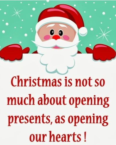 Inspirational Christmas messages 2016,sayings for cards,images for friends,family,teachers,staff,adults and youth.These Christmas wishes sayings are perfect to greet your online pals who are active in Facebook,Twitter,whatsapp,Pinterest and Instagram etc. #InspirationalChristmasMessages