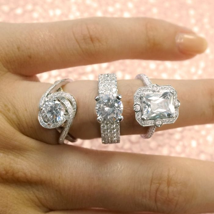 Beautiful Learn About Custom Made Engagement Rings With Joseph Jewelry