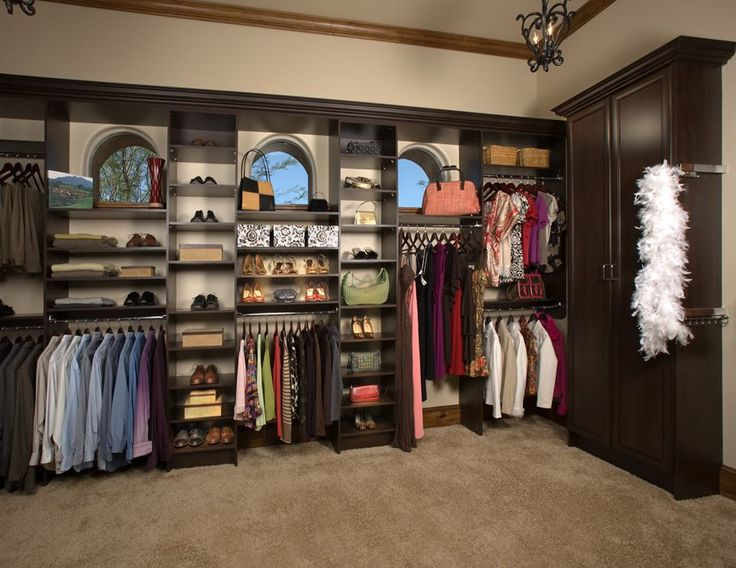 Imagine How Easy Your Morning Routine Could Be With A Custom Closet Like  This!