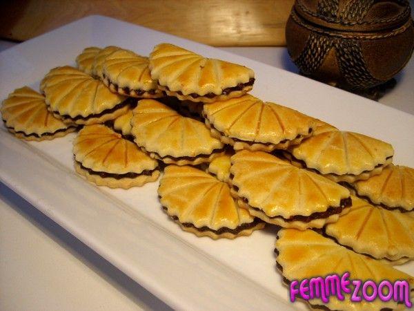 recette Sablés aux dattes : Gâteau marocain, Cuisine Femme Zoom, Recettes de cuisine ...
