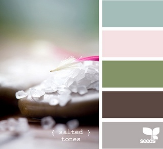 color palette for the bedroom