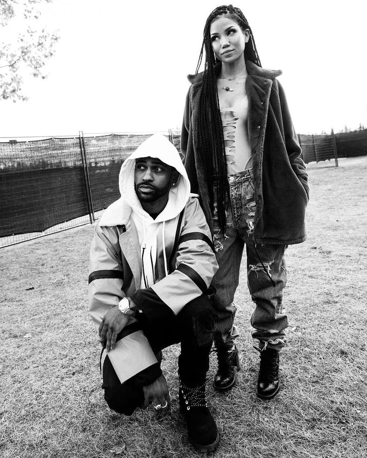 Big Sean & Jhene Aiko