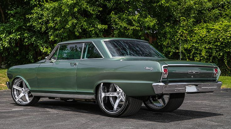 Cool Pictures Of Cars >> Tubbed Nova - Rides Magazine | Cool Machines | Pinterest | Chevy nova, Hot cars and Muscles