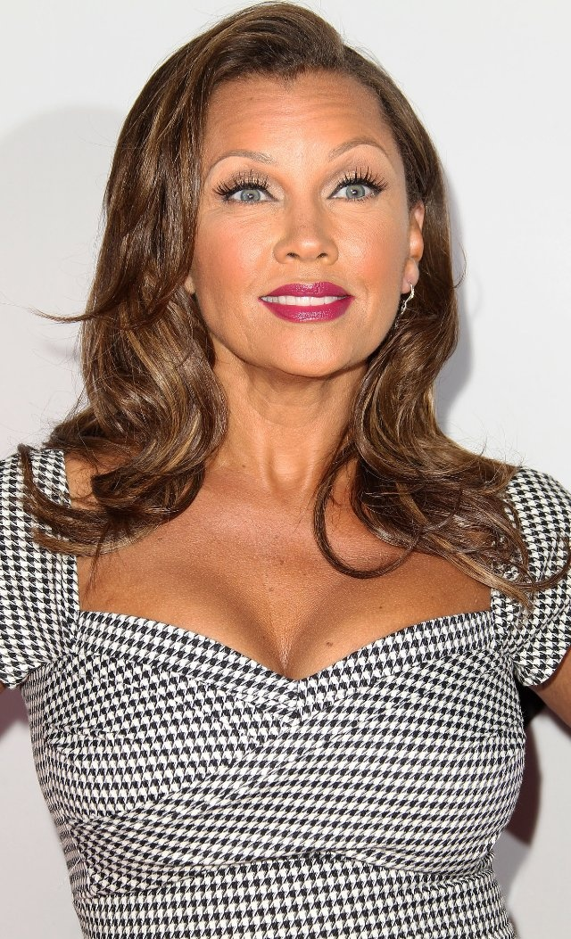 Vanessa Williams, just Wow is my only description.