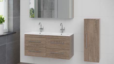 Stel zelf je Optima badmeubel samen met de badkamermeubel configurator.