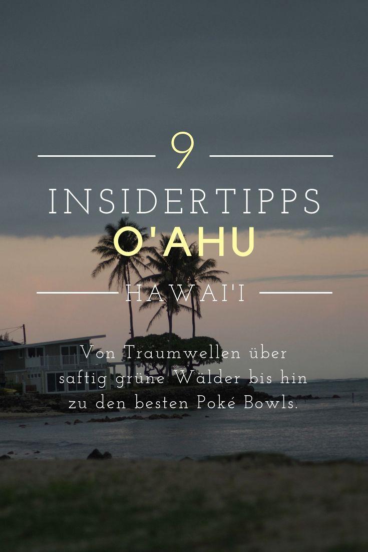 Oahu: Big Waves und kleine Abenteuer
