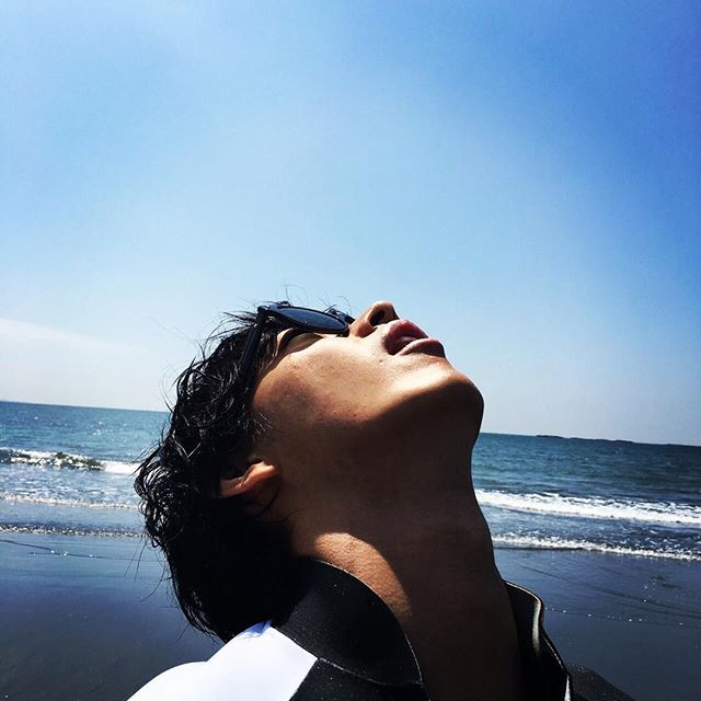 TONIGHT, Jul/11/2016 from Kento Yamazaki's Instagram