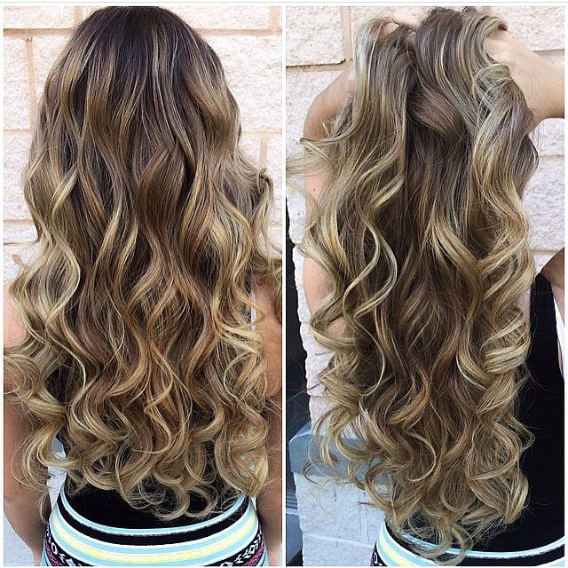 sun kissed dark blonde light brown balayage done by lisa giannina at off 7th salon perfect for. Black Bedroom Furniture Sets. Home Design Ideas