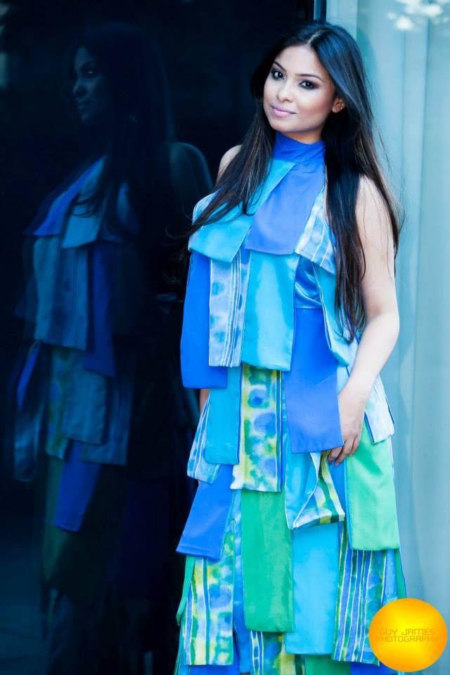 Katleen Amazonas Sickle Cell Fashion Show