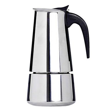 10+oz+The+Modern+6-cup+Coffee+Percolator+with+Milk+Frother+and+Garland+Cup+–+CAD+$+80.99