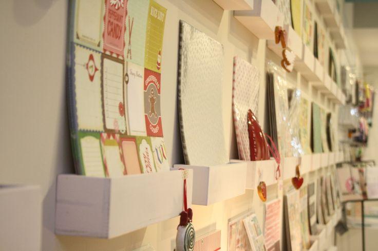 Las colecciones de papel en Scrap & Casa coqueta